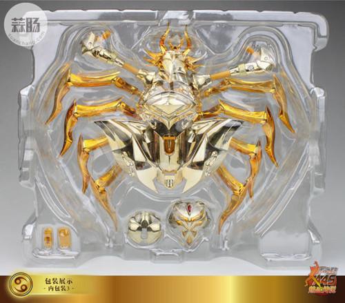 圣衣神话EX黄金魂之4—巨蟹座迪斯马斯克 模玩 第12张