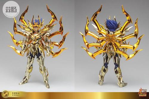 圣衣神话EX黄金魂之4—巨蟹座迪斯马斯克 模玩 第19张