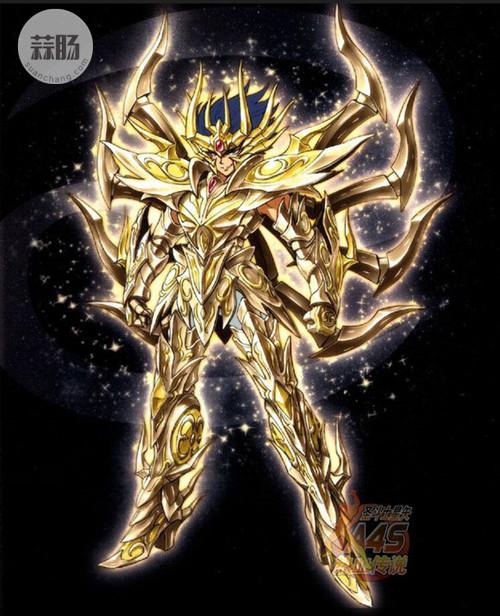 圣衣神话EX黄金魂之4—巨蟹座迪斯马斯克 模玩 第21张