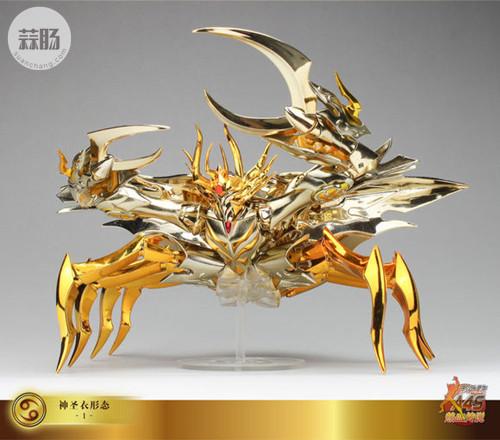 圣衣神话EX黄金魂之4—巨蟹座迪斯马斯克 模玩 第23张