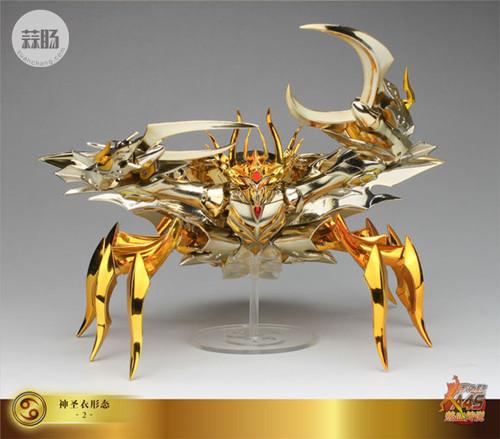 圣衣神话EX黄金魂之4—巨蟹座迪斯马斯克 模玩 第24张