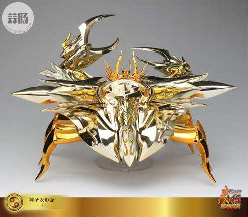 圣衣神话EX黄金魂之4—巨蟹座迪斯马斯克 模玩 第26张