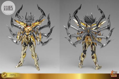 圣衣神话EX黄金魂之4—巨蟹座迪斯马斯克 模玩 第27张