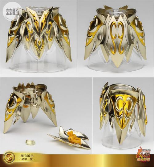 圣衣神话EX黄金魂之4—巨蟹座迪斯马斯克 模玩 第33张