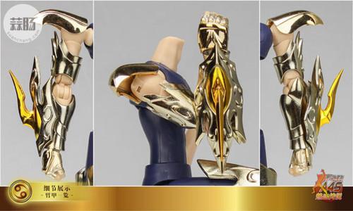 圣衣神话EX黄金魂之4—巨蟹座迪斯马斯克 模玩 第34张
