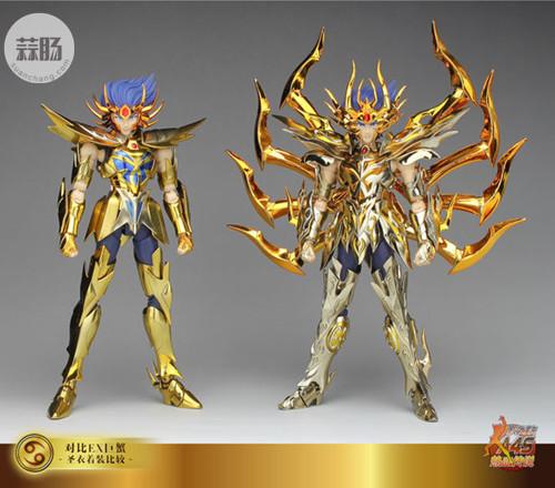 圣衣神话EX黄金魂之4—巨蟹座迪斯马斯克 模玩 第40张