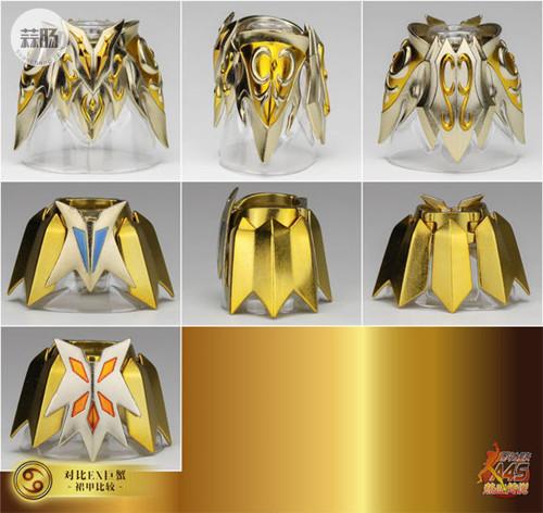 圣衣神话EX黄金魂之4—巨蟹座迪斯马斯克 模玩 第46张