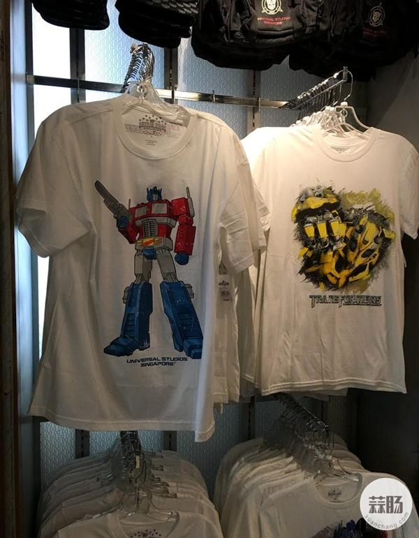 新加坡变形金刚哪里找 环球影城玩具店展示 变形金刚 第4张