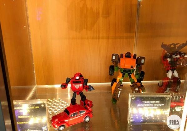 新加坡变形金刚哪里找 环球影城玩具店展示 变形金刚 第9张