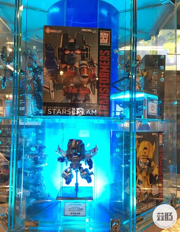 新加坡变形金刚哪里找 环球影城玩具店展示 变形金刚 第12张