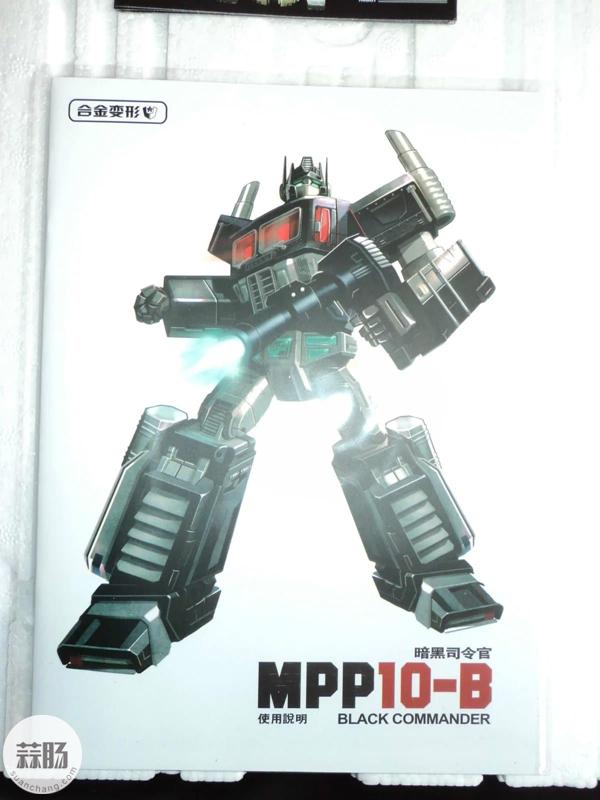 迷友入手晒影——MPP10 B暗黑擎天柱 暗黑擎天柱 MPP10 B 变形金刚  第18张