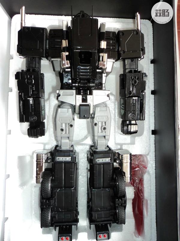 迷友入手晒影——MPP10 B暗黑擎天柱 暗黑擎天柱 MPP10 B 变形金刚  第26张
