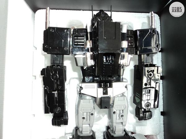 迷友入手晒影——MPP10 B暗黑擎天柱 暗黑擎天柱 MPP10 B 变形金刚  第27张