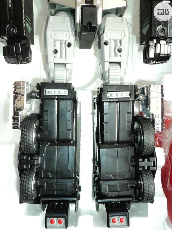 迷友入手晒影——MPP10 B暗黑擎天柱 暗黑擎天柱 MPP10 B 变形金刚  第28张
