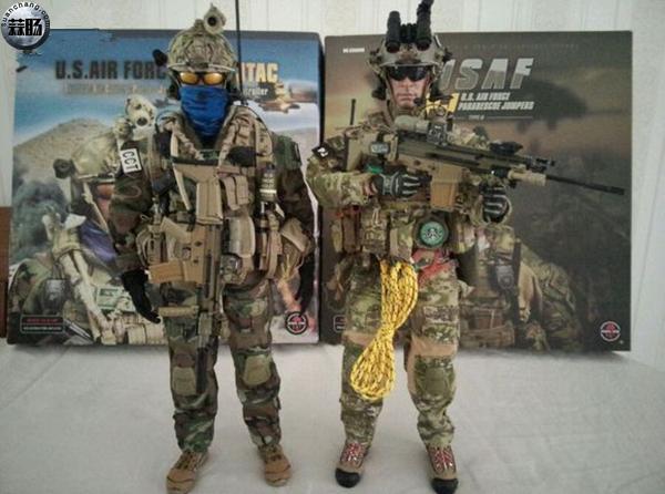迷友经验分享——教大家怎么认识兵人模型以及各厂商的产品优劣 百科 第21张