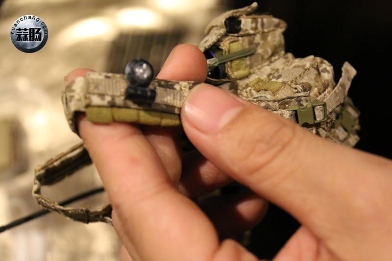 2016会场版雪地海豹NSW机枪手素组分享 模玩 第51张