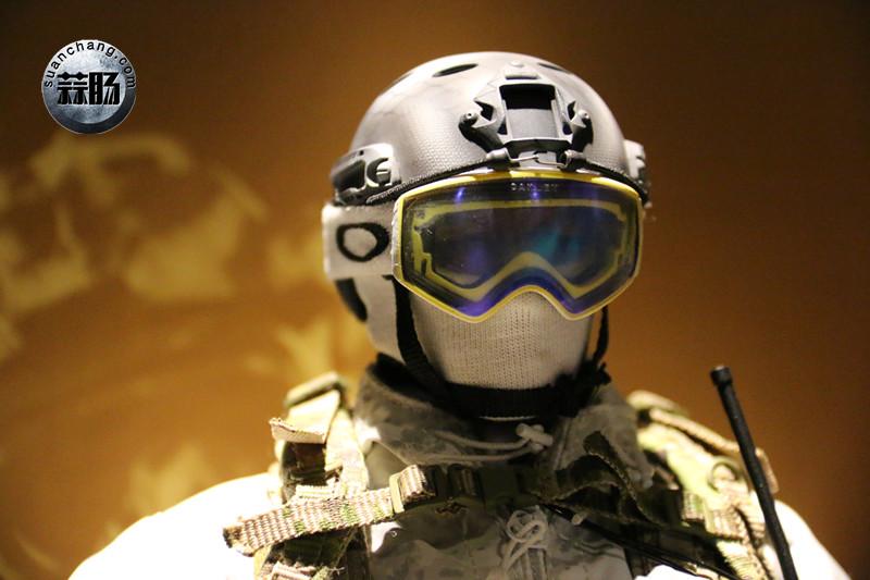 2016会场版雪地海豹NSW机枪手素组分享 模玩 第60张