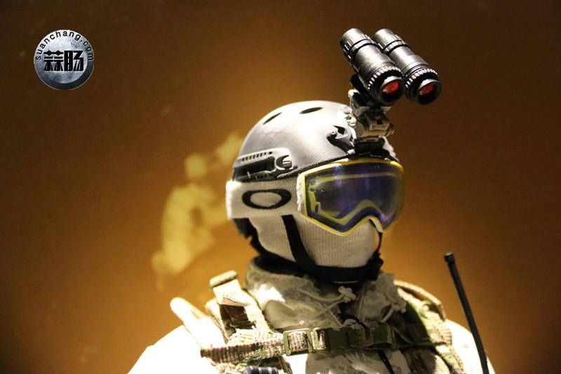 2016会场版雪地海豹NSW机枪手素组分享 模玩 第63张