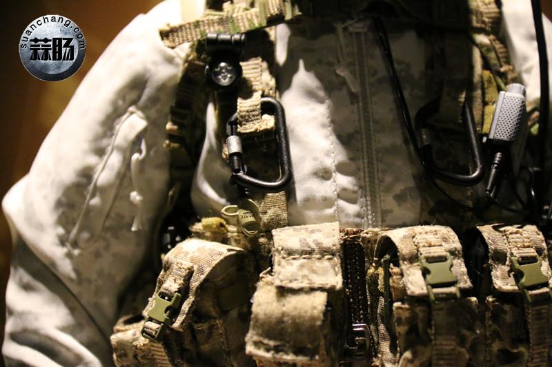 2016会场版雪地海豹NSW机枪手素组分享 模玩 第56张