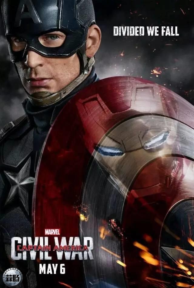 《美国队长3》今日首映——引起迷友心动的非玩具莫属吧 动漫 第6张