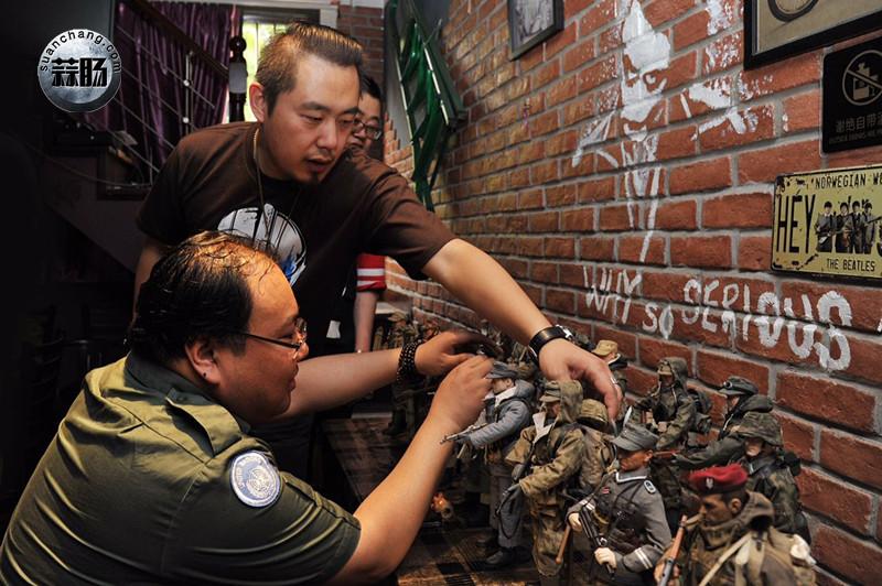 京城迷友聚会分享 兵人 聚会 京城  伊斯特恩  跳蚤市场 海豹 动漫  第3张