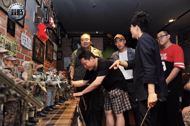 京城迷友聚会分享 兵人 聚会 京城  伊斯特恩  跳蚤市场 海豹 动漫  第4张