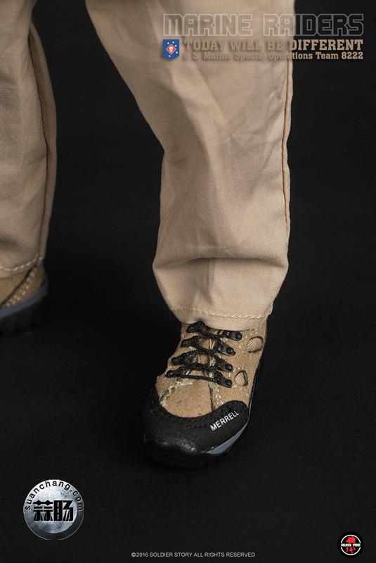 SoldierStory 新品:1/6 美国海军陆战队 - 特种作战小队 MSOT 8222 模玩 第36张
