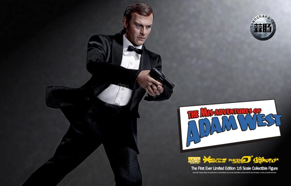 PHICEN 新品:1/6 亚当·威斯特-蝙蝠侠 模玩 第11张