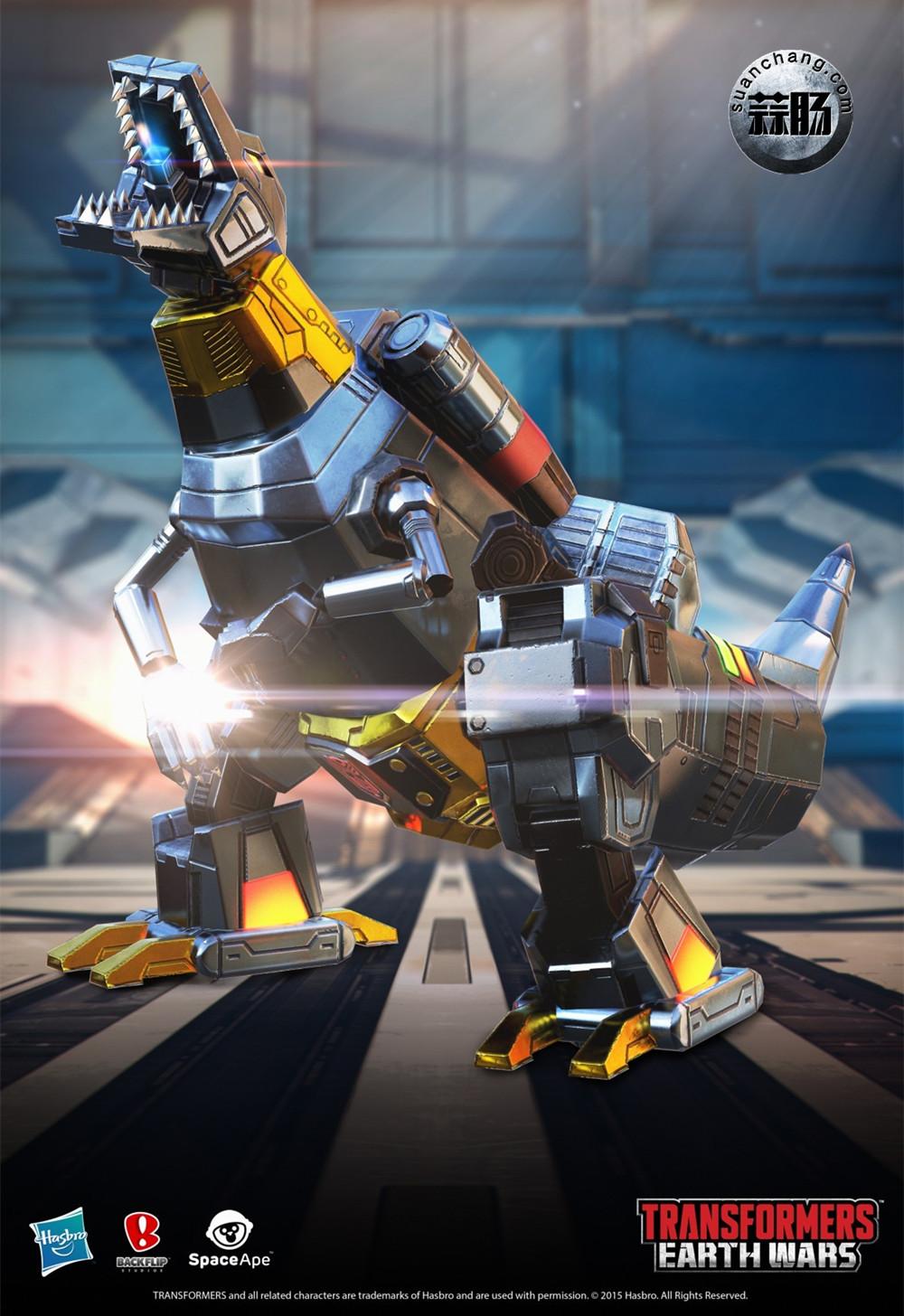 Transformers Earth Wars 游戏人物(一) 变形金刚 第5张