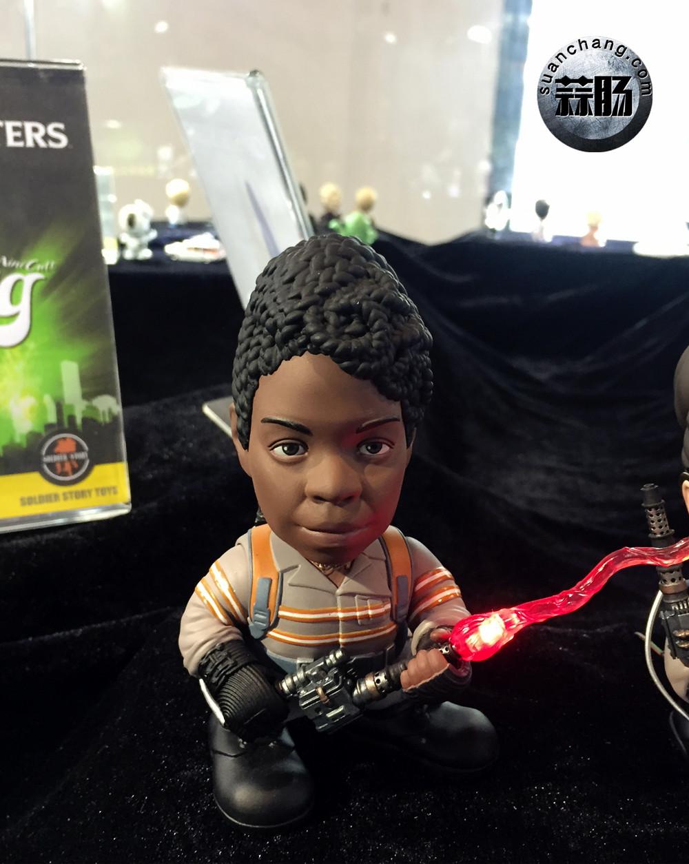 Soldier Story 推出的《捉鬼敢死队3》新角色人偶及周边产品亮相 模玩 第7张