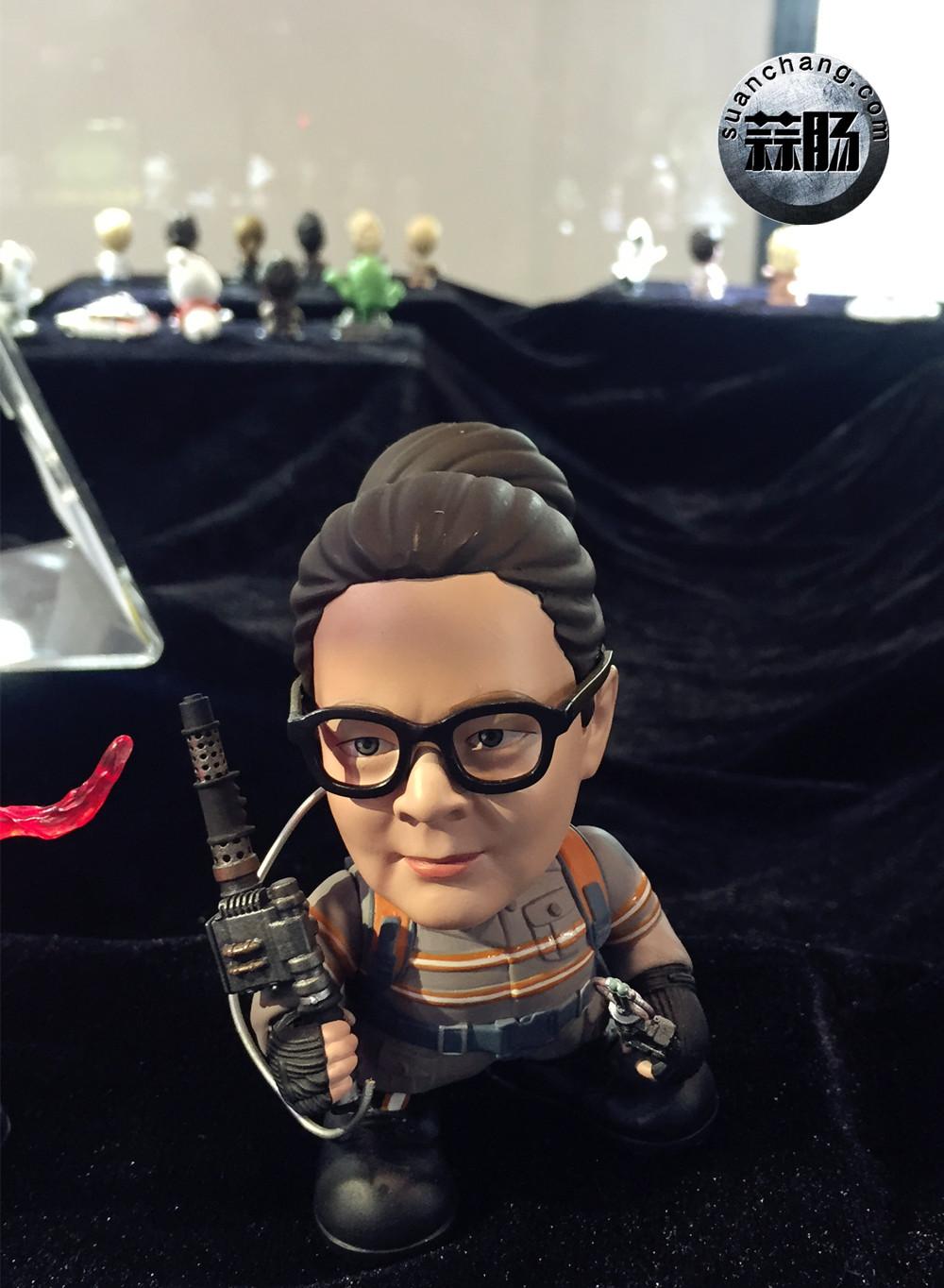 Soldier Story 推出的《捉鬼敢死队3》新角色人偶及周边产品亮相 模玩 第8张