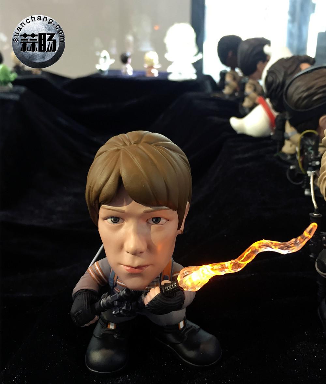 Soldier Story 推出的《捉鬼敢死队3》新角色人偶及周边产品亮相 模玩 第9张