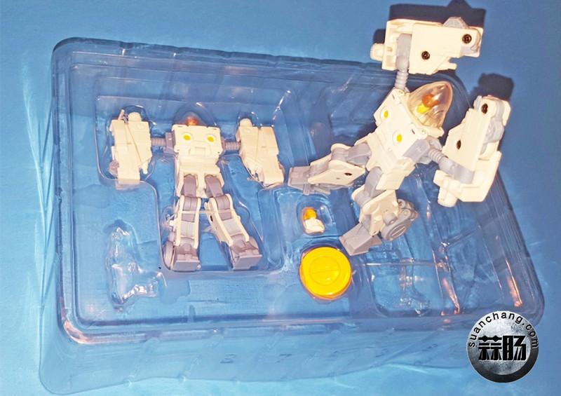 孩之宝杰作系列MP08与Takara Tomy MP21的不同之处 变形金刚 第8张