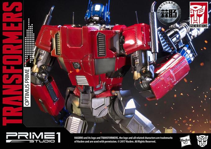 Prime 1 Studio 24寸擎天柱 G1版雕像 变形金刚 第16张
