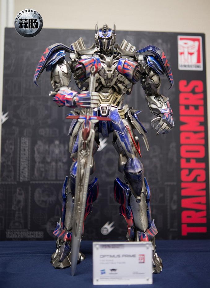 Comicave新品:1/22比例 超合金变形金刚 - 擎天柱 Optimus Prime 变形金刚 第1张