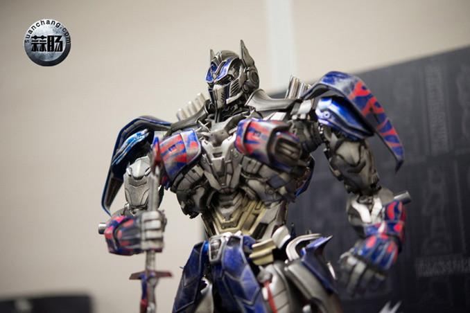 Comicave新品:1/22比例 超合金变形金刚 - 擎天柱 Optimus Prime 变形金刚 第9张