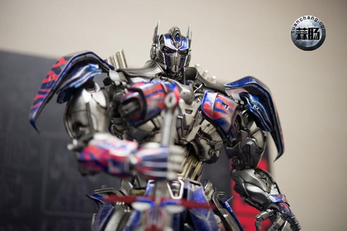 Comicave新品:1/22比例 超合金变形金刚 - 擎天柱 Optimus Prime 变形金刚 第10张
