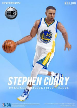 Enterday新品:1/9 NBA系列 库里 发售