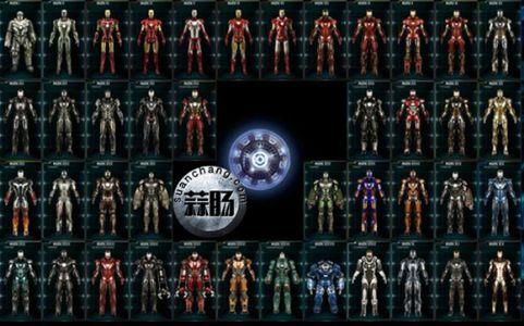 百科篇——钢铁侠盔甲能力解析