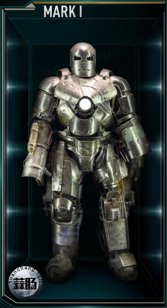 百科篇——钢铁侠盔甲能力解析 模玩 第5张