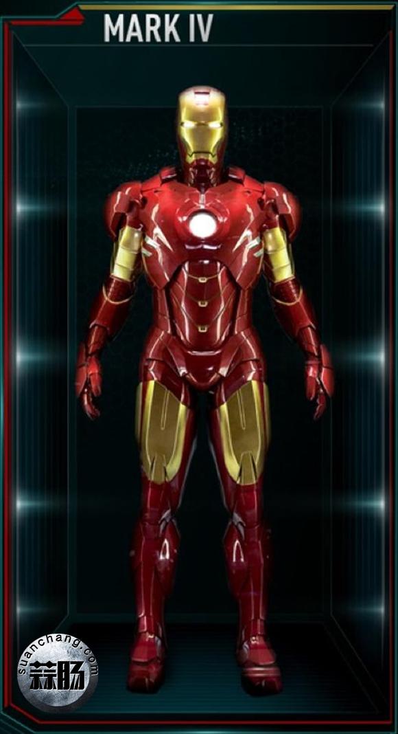 百科篇——钢铁侠盔甲能力解析 模玩 第8张
