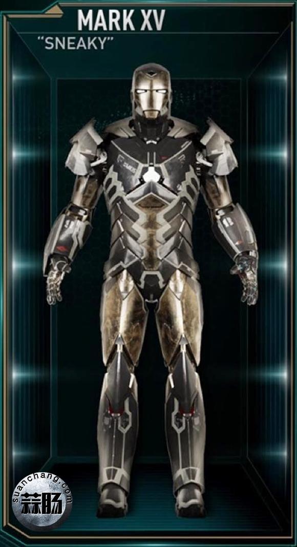 百科篇——钢铁侠盔甲能力解析 模玩 第19张