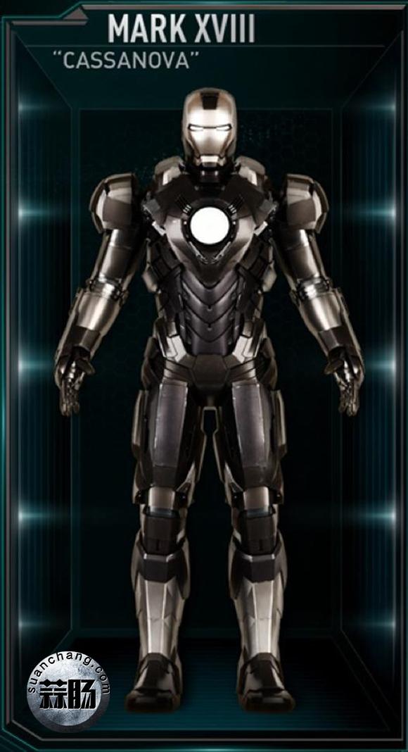 百科篇——钢铁侠盔甲能力解析 模玩 第22张