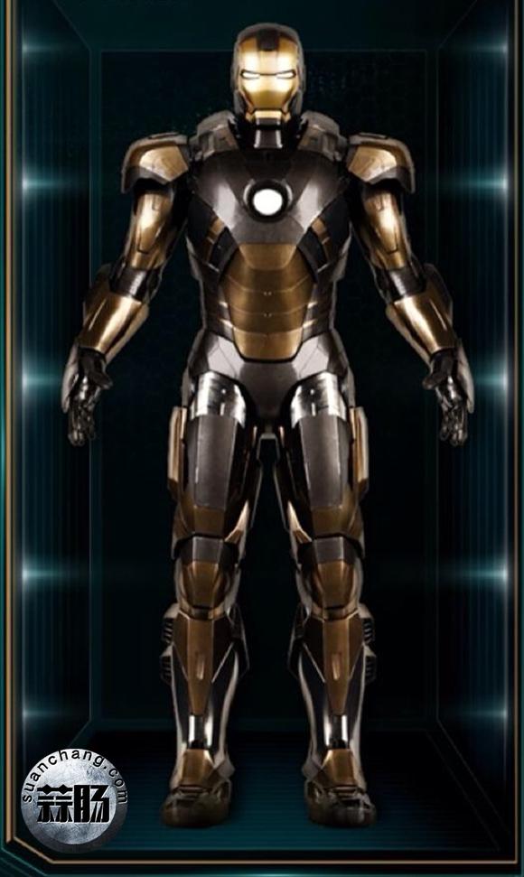 百科篇——钢铁侠盔甲能力解析 模玩 第24张