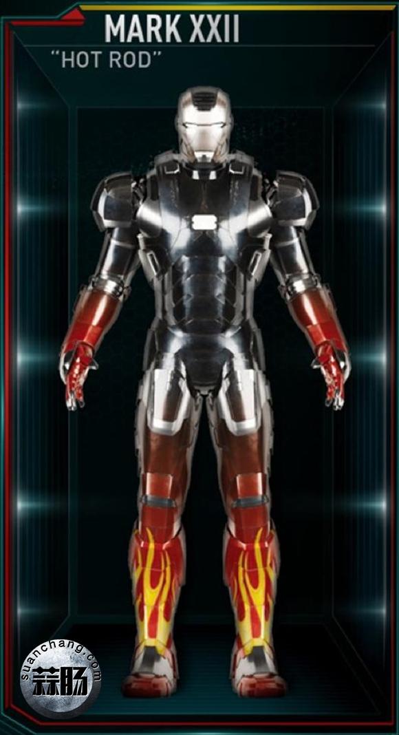 百科篇——钢铁侠盔甲能力解析 模玩 第27张
