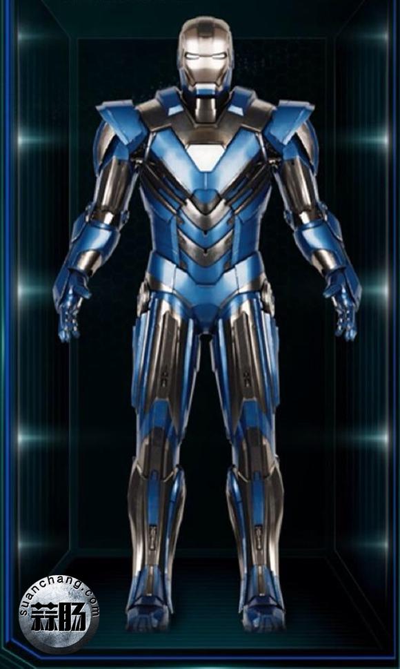 百科篇——钢铁侠盔甲能力解析 模玩 第36张