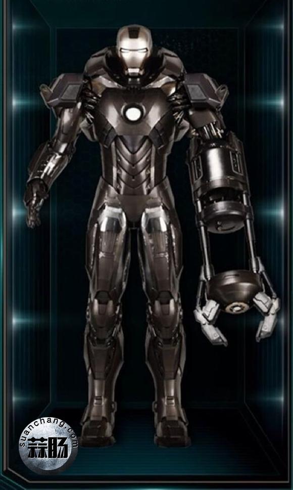 百科篇——钢铁侠盔甲能力解析 模玩 第40张