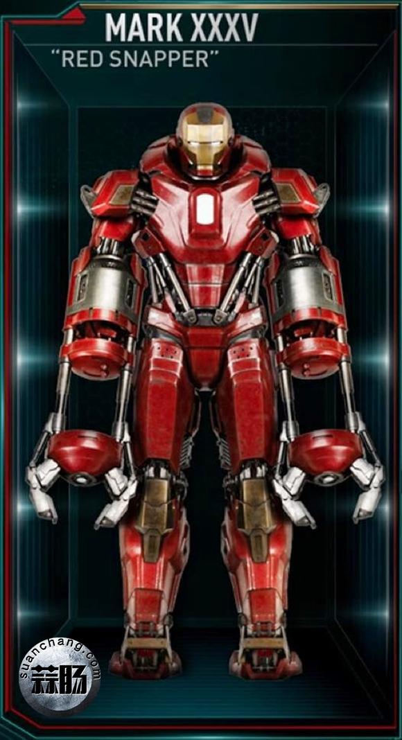 百科篇——钢铁侠盔甲能力解析 模玩 第41张