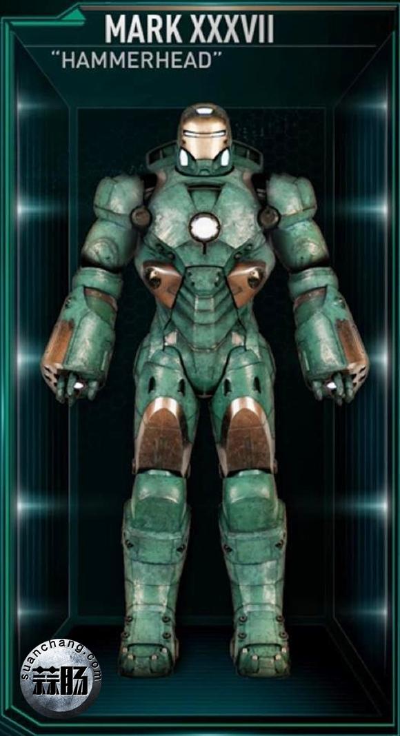 百科篇——钢铁侠盔甲能力解析 模玩 第43张