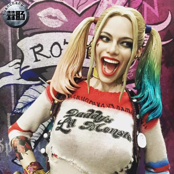 各厂的小丑女哈莉 你最喜欢哪一款 分享 第2张